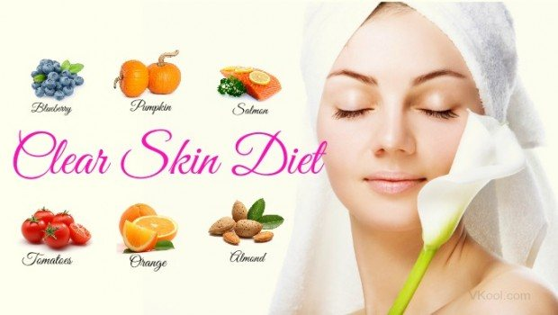 Best Diet Plan for Natural Face Beauty