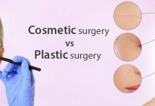 Cosmetic Surgery vs Plastic Surgery