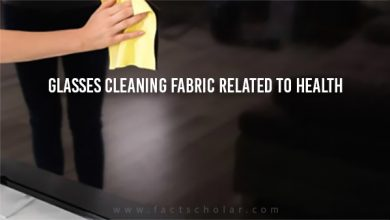 Photo of How Softness of Glasses Cleaning Fabric Related to Health